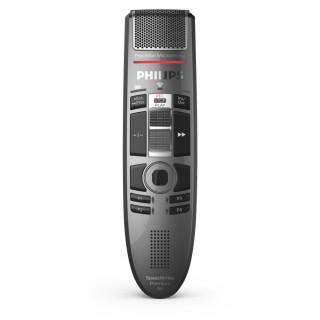 PHILIPS Diktiermikrofon SMP4010 SpeechMike Premium Air mit Schiebe-Schalter