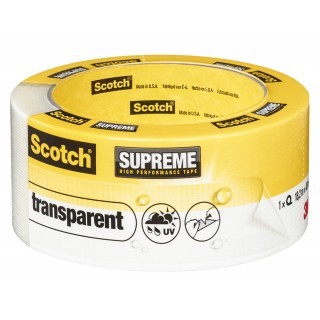 SCOTCH Gewebeband 4104 48 mm x 18,2 m transparent