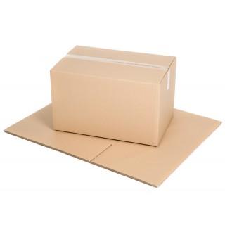 Versandkarton Größe 6 2-wellig 587 x 387 x 345 mm braun