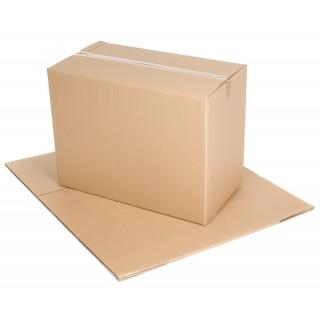 Versandkarton Größe 7 2-wellig 765 x 415 x 570 mm braun