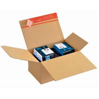 COLOM PAC Blitzbodenkarton 151.118 230 x 160 x 125 mm braun
