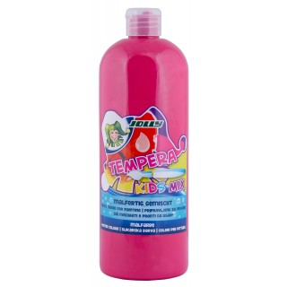 JOLLY Malfarbe 9342 Tempera Kids Mix 1 Liter rosé