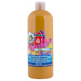 JOLLY Malfarbe 9342 Tempera Kids Mix 1 Liter ocker