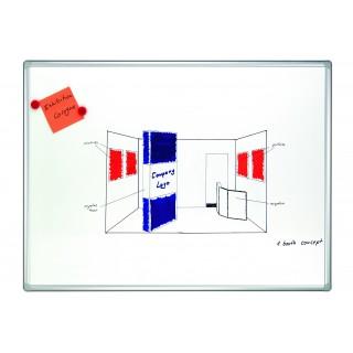 FRANKEN Whiteboard SC8202 Pro 90 x 60 cm emailliert