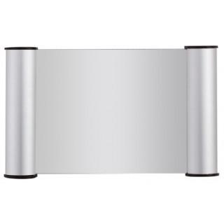 FRANKEN Türschild BS0602 180 x 115 mm silber