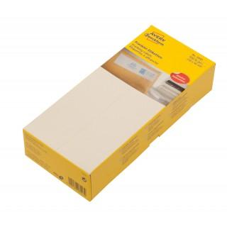 AVERY ZWECKFORM Frankieretiketten 3443 500 Stück permanent 210 x 45 mm weiß