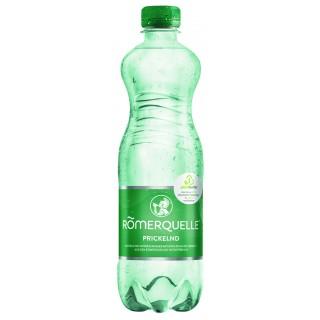 RÖMERQUELLE Mineralwasser prickelnd 8Flaschen à 0,5 Liter