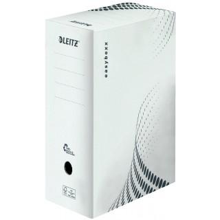 LEITZ easyboxx Archivbox DIN A4 150 mm weiss
