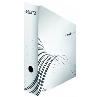 LEITZ easyboxx Archiv-Stehsammler DIN A4 80 mm