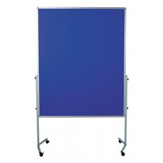 LEGAMASTER Moderationstafel 120 x 150 cm marineblau