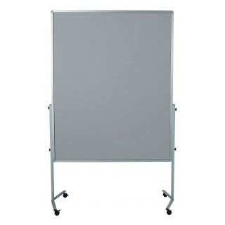LEGAMASTER Moderationstafel 120 x 150 cm grau