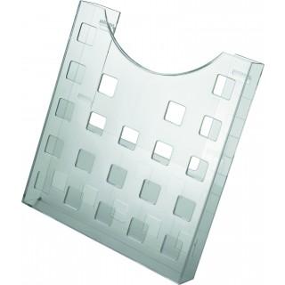 HELIT Prospekthalter The Grid A4 glasklar