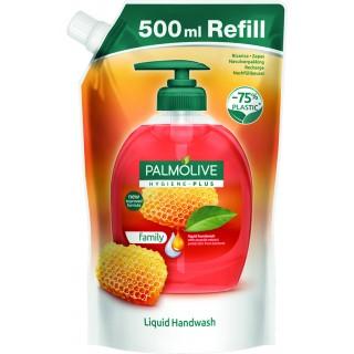 PALMOLIVE Hygiene+ Flüssigseife Nachfüllung 500ml