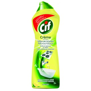 CIF Créme Scheuermittel Citrus 750ml