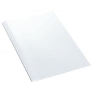 LEITZ Thermomappe 177162 100 Stück 8mm weiß