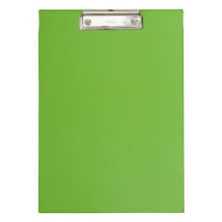 MAUL Clipboard mit Aufhängeöse A4 80 Blatt hellgrün