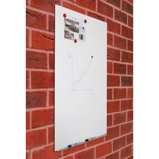 CEP Whiteboard 75x115 cm magnethaftend weiß
