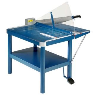 DAHLE Schneidemaschine 580 bis DIN A2 blau