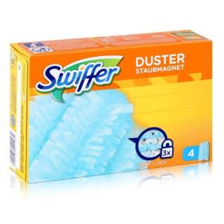 SWIFFER Nachfüllung Staubmagnet Duster 4 Stück