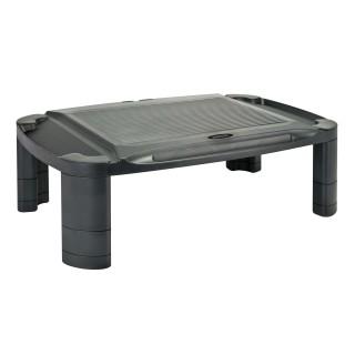 DESQ Monitorständer 1480 mit Aufbewahrungsfach schwarz