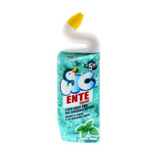 WC-Ente WC-Reiniger Total Aktiv Gel Minze 750 ml