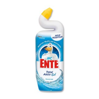 WC-Ente WC-Reiniger Total Aktiv Gel Marine 750ml