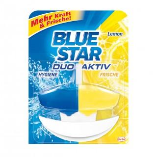 BLUE STAR WC-Korb Duo-Aktiv Original Lemon gefüllt