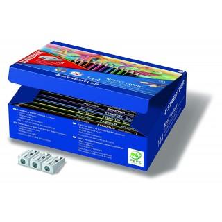 STAEDTLER Noris® colour Buntstifte 144 Stück farbig sortiert