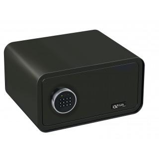 OLYMPIA Tresor GO Safe 200 mit Zahlencode schwarz
