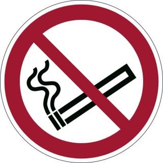 DURABLE Sicherheitskennzeichen 1728 Rauchen verboten rot