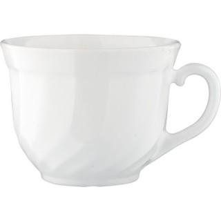 Kaffeetasse Trianon 220 ml weiß
