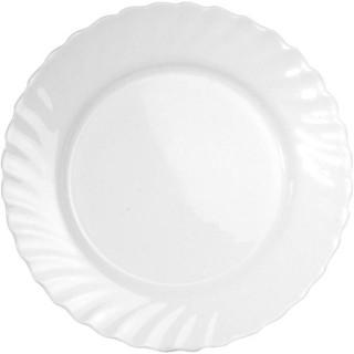 Teller Trianon Ø 195 mm weiß
