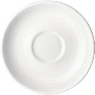 Untertasse Fantastic Ø 126 mm weiß
