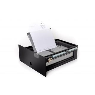 MORESY Schaumstoffeinlage MST-D für Drucker schwarz