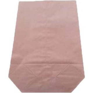 Kreuzbodenbeutel 100 Stück für 10 kg 36 x 55 x 14 cm braun