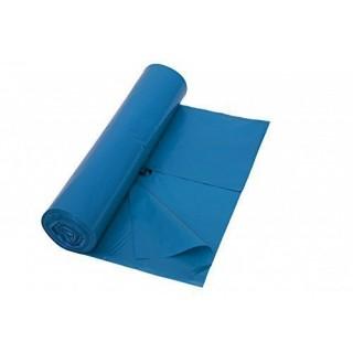 DEISS Müllsäcke T70 25 Stück 120 Liter 70 x 110 cm blau
