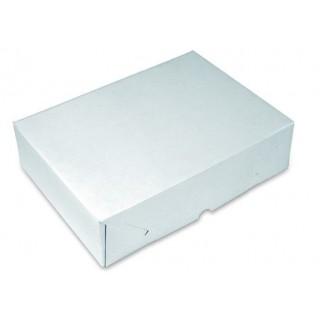 Stülpschachtel 50 Stück DIN A4 450 g/m² 215x305x100mm weiß