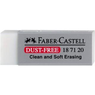 FABER-CASTELL Radiergummi Dust-free weiß