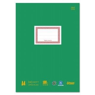 URSUS Heftschoner 10 Stück DIN A4 grün