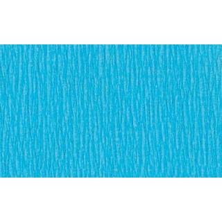 FOLIA Krepppapier 10 Bögen 50 x 250 cm lichtblau