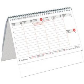 Wochenvormerkkalender 106E DIN A5 6 Spalten 2021