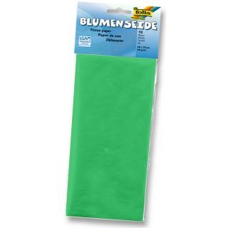 FOLIA Seidenpapier 91050 5 Bögen 50 x 70 cm grün