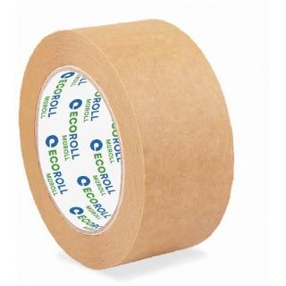 MÜROLL Papierselbstklebeband Ecoroll 6754 50 mm x 50 m naturbraun