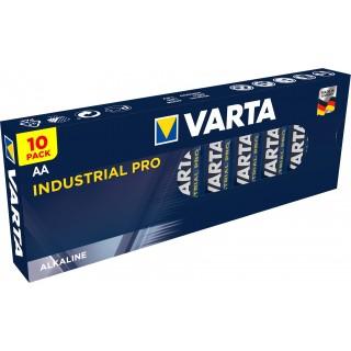 VARTA Batterie Industrial Pro 10 Stück AA