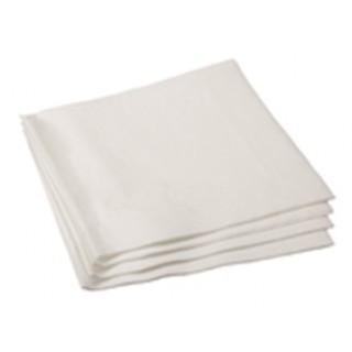 Serviette 250 Stück 1/4-Falz 2-lagig 33 x 33 cm weiß