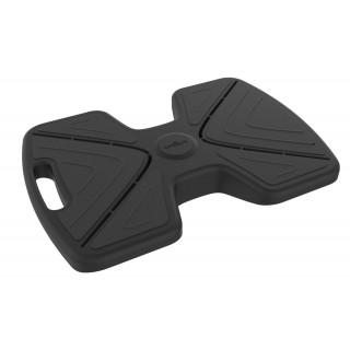 UNILUX Fußstütze Updown stufenlos neigbar 45 x 30 cm schwarz