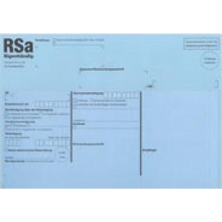 ÖKI Kuvert DIN C5 RSa-3/3 gummiert 90g/m² weiß