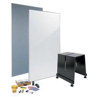 SIGEL Board-Set Meet up-Bundle mixed MUB01 inkl. 1 Pin- und 1 Whiteboard