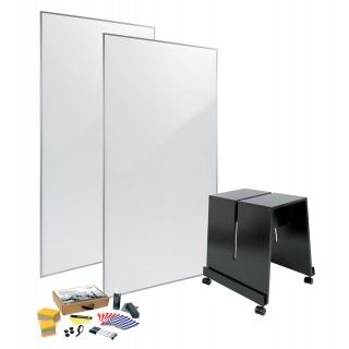 SIGEL Board-Set Meet up-Bundle mixed MUB03 inkl. 2 Whiteboards