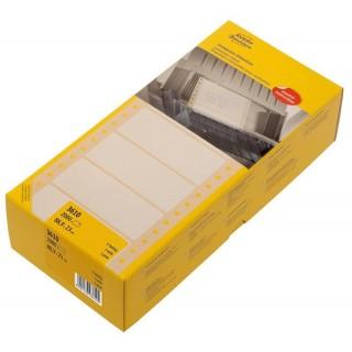 AVERY ZWECKFORM PC-Etiketten 3601 2000 Stück 8,8 cm x 2,3 cm endlos matt weiß